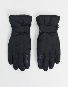 Черные перчатки Protest Carew-Черный