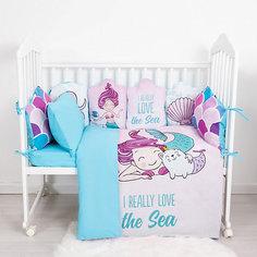 Набор бортиков Крошка Я Really mermaid
