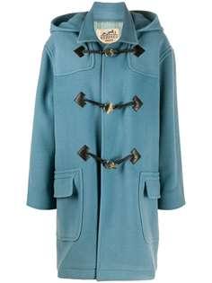 Hermès дафлкот 2000-х годов с капюшоном