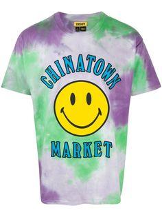 Chinatown Market футболка с принтом тай-дай