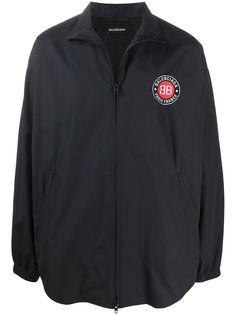 Balenciaga спортивная куртка на молнии