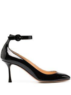 Francesco Russo туфли с ремешком на щиколотке