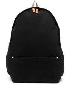 Jil Sander рюкзак с контрастными лямками