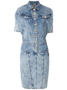 Amapô джинсовое платье Yoná