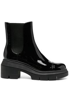 Stuart Weitzman ботинки Norah на блочном каблуке