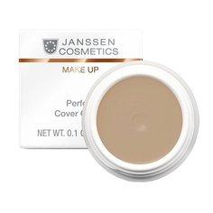 Janssen Cosmetics Тональный крем Perfect Cover Cream, 5 мл, оттенок: 4