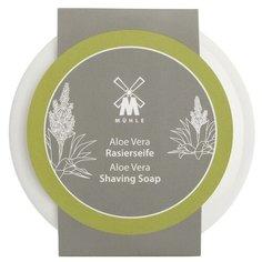 Мыло для бритья в фарфоровой чаше, алоэ вера MUHLE, 65 г