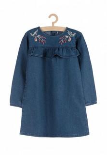 Платье джинсовое 5.10.15