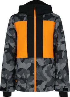 Куртка утепленная для мальчиков Quiksilver Groomer, размер 134-140