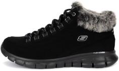 Ботинки утепленные женские Skechers Synergy-Vital Sign, размер 37