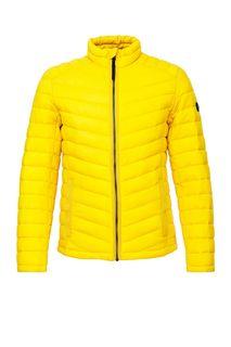 Короткая демисезонная куртка на молнии Tom Tailor