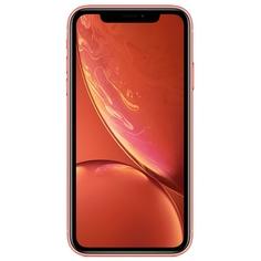 Смартфон Apple iPhone XR 64GB с новой комплектацией Coral (MH6R3RU/A)