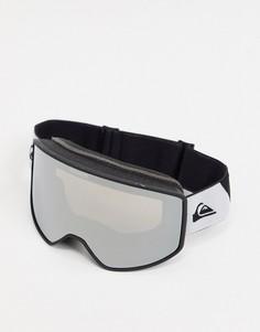 Черные горнолыжные очки Quiksilver Storm-Черный