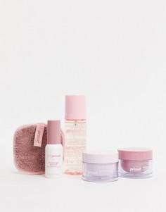 Набор средств для дневного и ночного ухода за кожей Skin Proud (стоимость £52)-Бесцветный Lottie