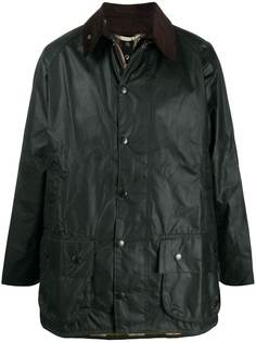 Barbour вощеная куртка Beaufort
