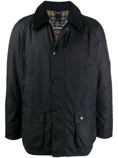 Barbour куртка с классическим воротником