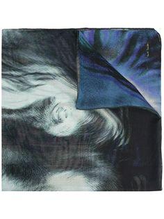 Paul Smith шарф с абстрактным принтом