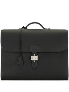 Hermès портфель Sac A Depeche 38 2015-го года