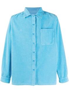 ERL вельветовая рубашка с длинными рукавами