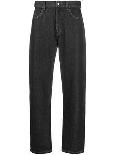 Koché широкие джинсы с завышенной талией