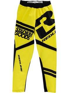Redline спортивные брюки из коллаборации с A$AP Ferg и Stadium Goods Race