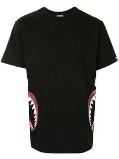 A BATHING APE® футболка с короткими рукавами и графичным принтом