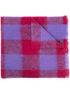 Hevo клетчатый шарф Monteiasi