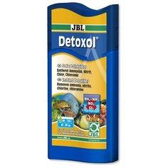 JBL Detoxol средство для профилактики и очищения аквариумной воды, 100 мл
