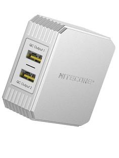 Зарядное устройство Nitecore UA42Q 2.1A White 18391