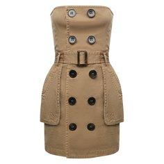 Джинсовое платье Dsquared2