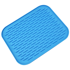 Силиконовый коврик для стола 21,5х15,8х0,6 см, Kitchen Angel KA-MAT1-03