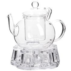 """Заварочный чайник """"Mayer & Boch"""", с ситом и подогревом, 600 мл Mayer&Boch"""