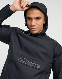 Черная куртка-пуловер ellesse Ragusan-Черный