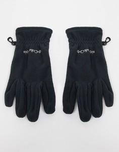 Черный перчатки Columbia Fast Trek