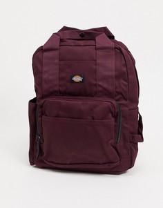 Темно-красный рюкзак Dickies Lisbon