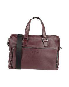 Деловые сумки Canali