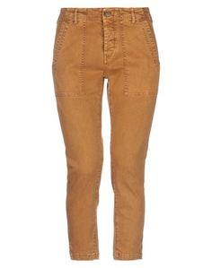 Джинсовые брюки-капри 40 Weft