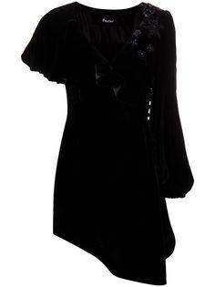 Parlor коктейльное платье асимметричного кроя