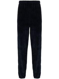 Les Tien зауженные спортивные брюки с эластичным поясом