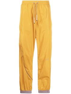 A-COLD-WALL* спортивные брюки с контрастным карманом