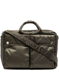 Porter-Yoshida & Co стеганый портфель из коллаборации с Mackintosh