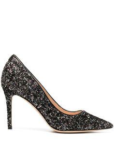 Kate Spade туфли-лодочки Valerie с блестками