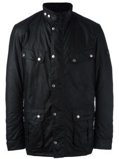 Barbour куртка Duke