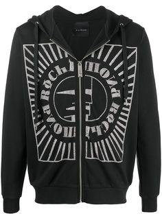 John Richmond куртка-бомбер с логотипом