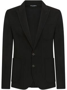 Dolce & Gabbana пиджак с заостренными лацканами