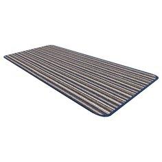 Придверный коврик Shahintex PP Loop icarpet, размер: 0.9х0.57 м, голубой