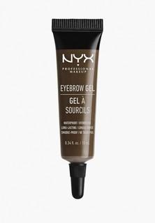 Гель для бровей Nyx Professional Makeup