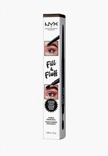Карандаш для бровей Nyx Professional Makeup