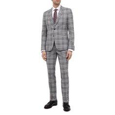 Шерстяной костюм-тройка HUGO