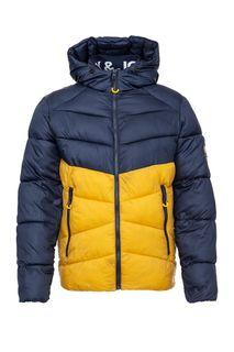 Короткая демисезонная куртка на молнии Jack & Jones